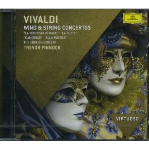 VIVALDI - WIND & STRING CONCERTOS