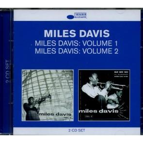 CLASSIC ALBUMS:MILES DAVIS:VOL 1-VOL 2