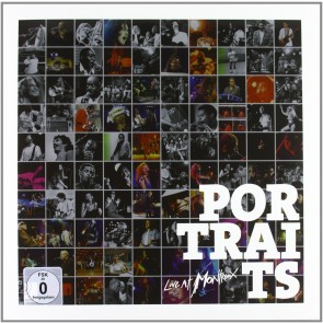 PORTRAITS - LIVE AT MONTREUX (EARBOOKS)