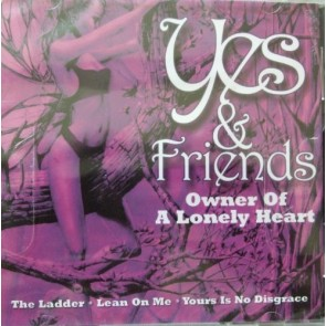 YES & FRIENDS-CD