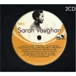 SARAH VAUGHAN-2CD