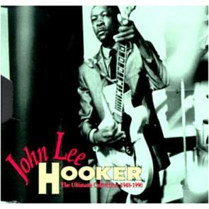 JOHN LEE HOOKER-2CD