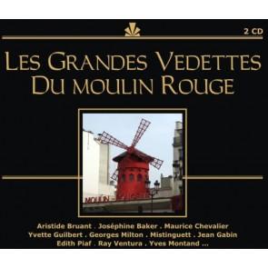 Vedettes Du Moulin Rouge