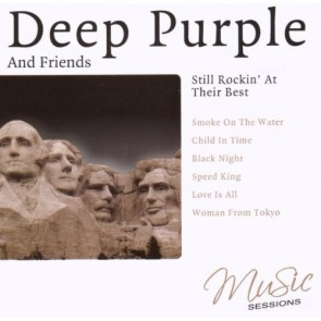 DEEP PURPLE-CD