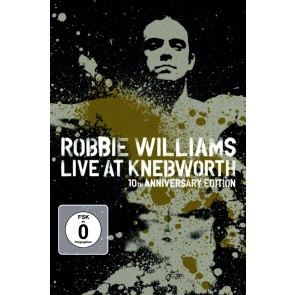 LIVE AT KNEBWORTH (2 dvd+ 2cd + 1 blu ray)