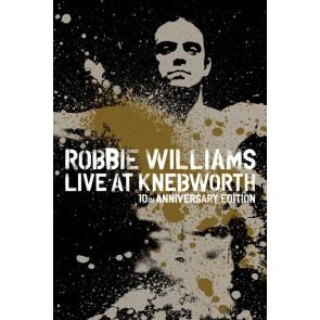 LIVE AT KNEBWORTH (2 dvd+ 2cd + 1 blu ray)