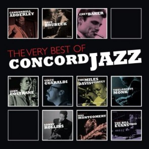 THE VERY BEST OF CONCORD JAZZ