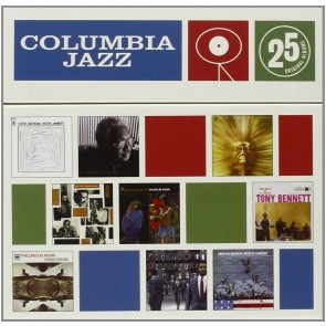 THE COLUMBIA JAZZ COLL. (25 CD)