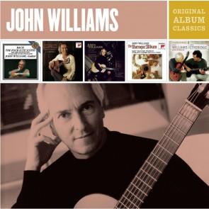 JOHN WILLIAMS - ORIGINAL ALBUM CLASSICS (5 CD)
