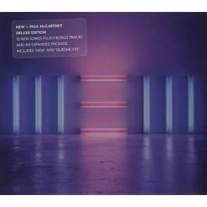 NEW (DELUXE CD)