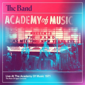 LIVE AT THE ACADEMY OF MUS