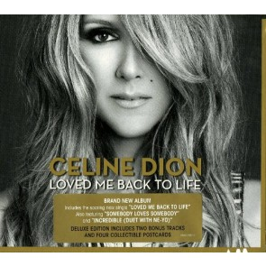 LOVED ME BACK TO LIFE (CD DLX ED.)