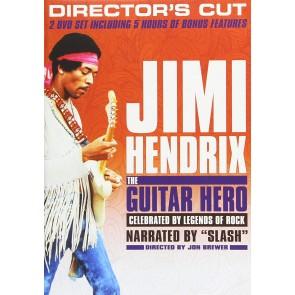 JIMI HENDRIX:THE GUITAR HERO (2DVD)