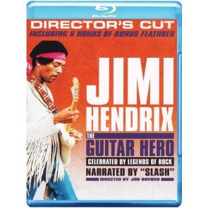 JIMI HENDRIX:THE GUITAR HERO (2 BLU RAY)