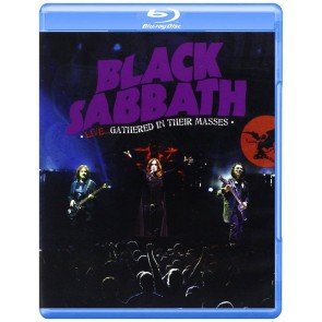 LIVE CATHERED IN THEIR MASSES (BLU RAY+CD)