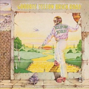 GOODBYE YELLOW BRICK ROAD (LP)