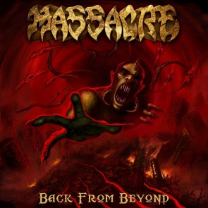 BACK FROM BEYOND (LP)