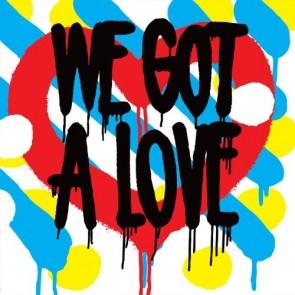WE GOT A LOVE (CD)