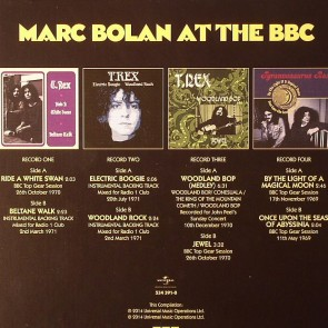 MARC BOLAN AT THE BBC - ELECTRIC SEVENS 2