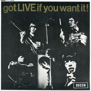 GOT LIVE IF YOU WANT IT EP