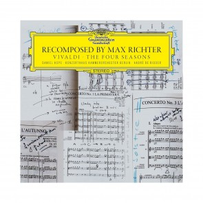 VIVALDI THE FOUR SEASONS RECOMPOSED BY MAX RICHTER (2LP)