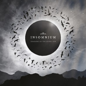 SHADOWS OF THE DYING SUN (CD)
