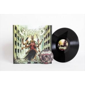 THE NECROTIC MANIFESTO (LP+CD)
