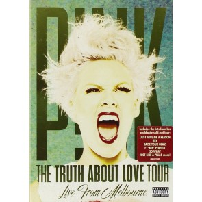 THE TRUTH ABOUT LOVE TOUR: LIVE FROM MELBOURNE (DVD)