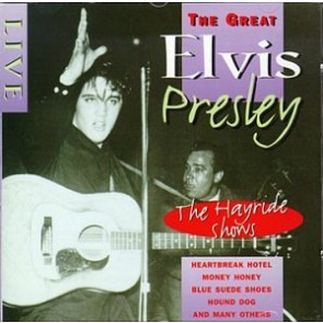 The Great Elvis Presley Live