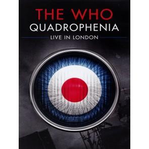 QUADROPHENIA - LIVE IN LON