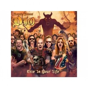 Ronnie James Dio - This Is Your Life 2LP