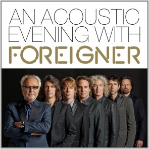 AN ACOUSTIC EVENING WITH FOREIGNER (LP)