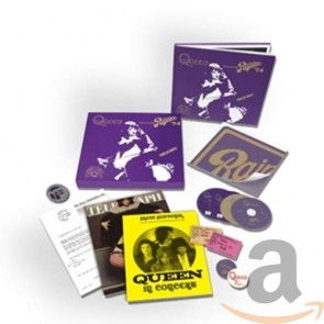 LIVE AT THE RAINBOW 2CD+BLU RAY+DVD+60 page hardbook
