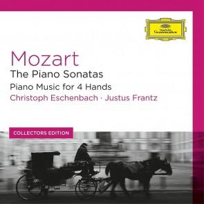 MOZART, W.A. PIANO SONATAS