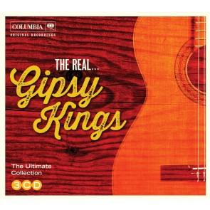 THE REAL... GIPSY KINGS (3 CD)