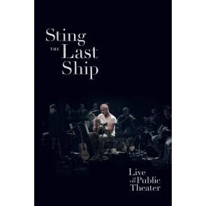THE LAST SHIP DVD