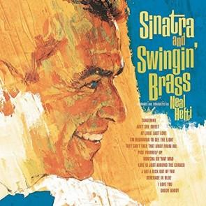 SINATRA AND SWINGIN' BRASS LP