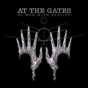 AT WAR WITH REALITY GATEFOLD BLACK LP