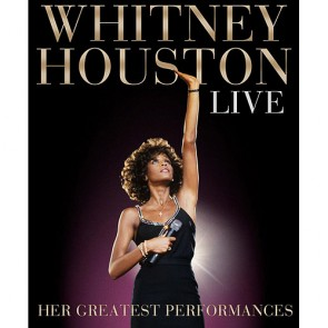 LIVE: HER GREATEST PERFORMANCES (CD+DVD)