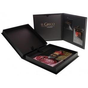 EL GRECO-THE ANNIVERSARY EDITION SUPER DELUXE BOX