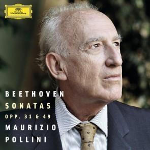 BEETHOVEN: PIANO SONATAS OP.31 & 49