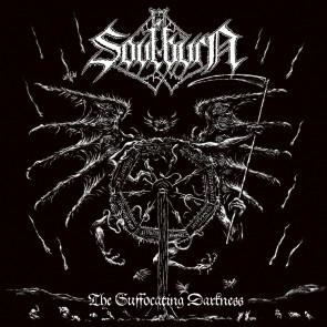 THE SUFFOCATING DARKNESS BLACK LP