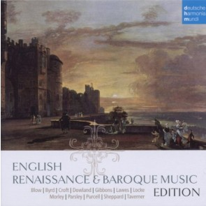 ENGLISH RENAISSANCE AND BAROQUE MUSIC ED. (10 CD)