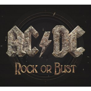 ROCK OR BUST (7inch VINYL SINGLE)