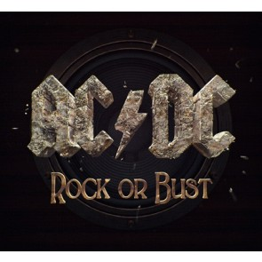 ROCK OR BUST (CD)