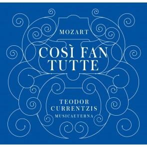MOZART: COSI FAN TUTTE (4 LP)