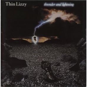 THUNDER AND LIGHTNI LP
