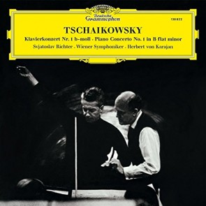 TCHAIKOVSKY: PIANO CONCERTO No.1 IN B FLAT MINOR LP