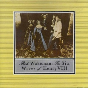 THE SIX WIVES OF HENRY VII CD