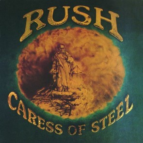 CARESS OF STEEL LP